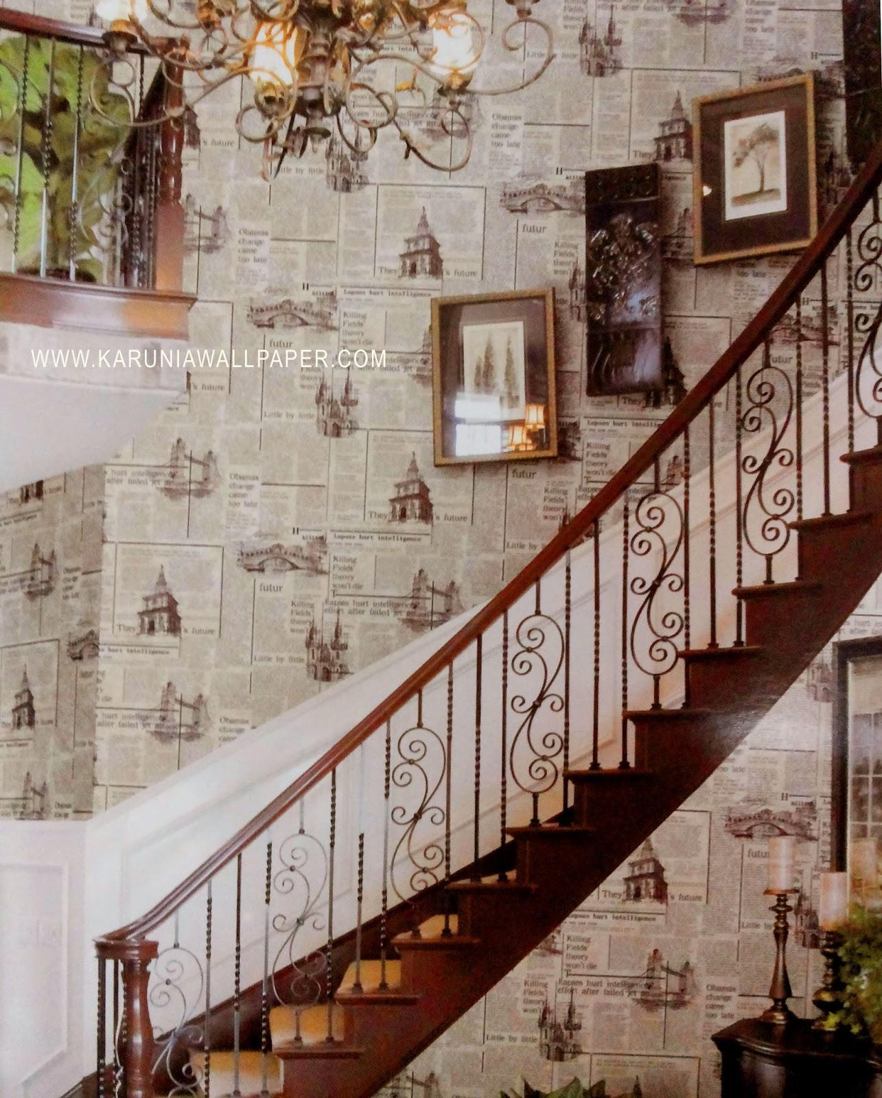 jual wallpaper klasik surabaya
