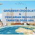 2 Giveaway Chocolate + Pencarian Bloglist