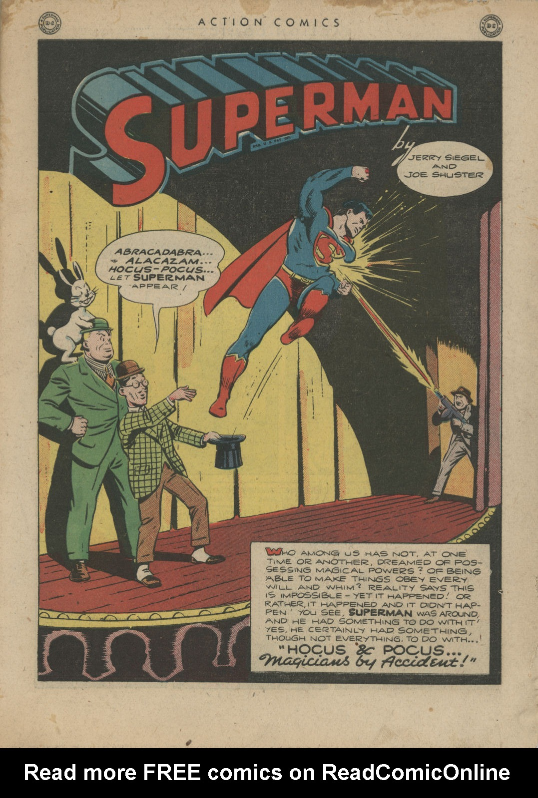 Read online Action Comics (1938) comic -  Issue #83 - 3