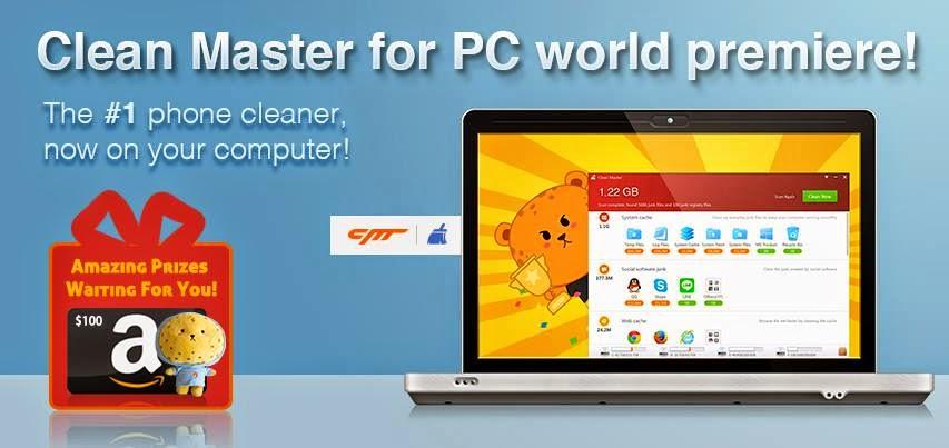 Clean Master para PC