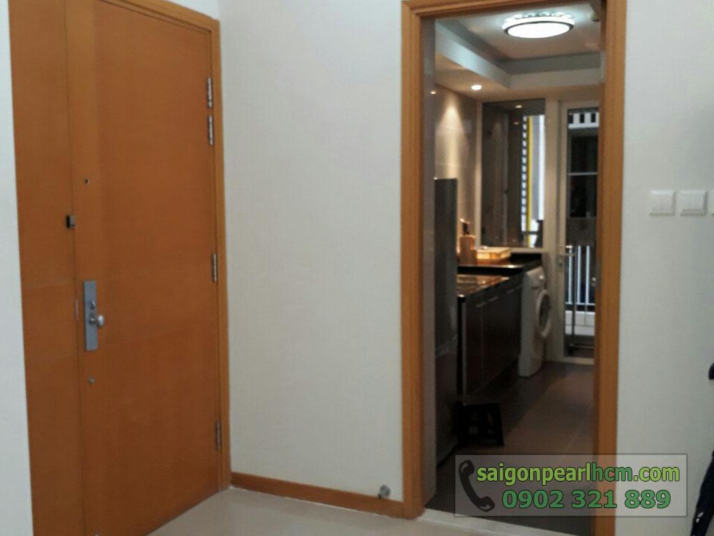 Saigon Pearl R2 lầu cao cho thuê 2 phòng ngủ full nội thất - hình 6