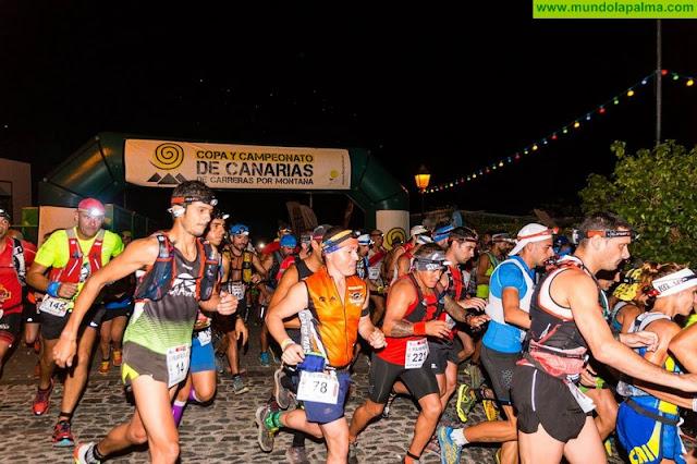 """Full Moon Trail, primera carrera con certificación """"La Palma Tourism"""""""