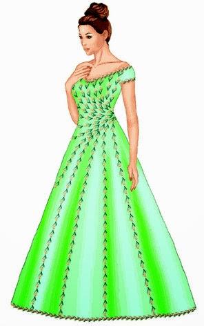 Vestidos corte tipo princesa