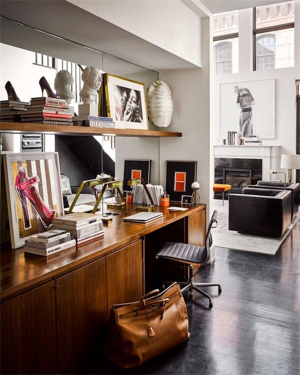 Impresionante ático en el Soho neoyorkino chicandeco blog