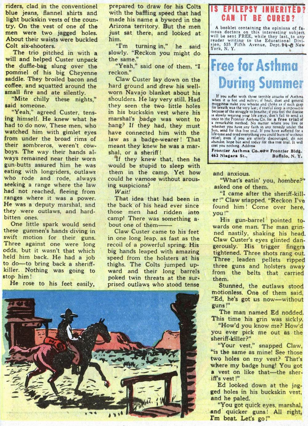 Read online Action Comics (1938) comic -  Issue #39 - 47