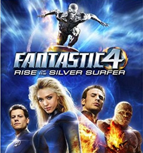 Fantastic Four: Rise of the Silver Surfer (2007) Hindi Dual Audio HDRip