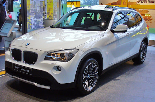 BMW X1 - The Most Fuel Efficient SUV for Indian Roads