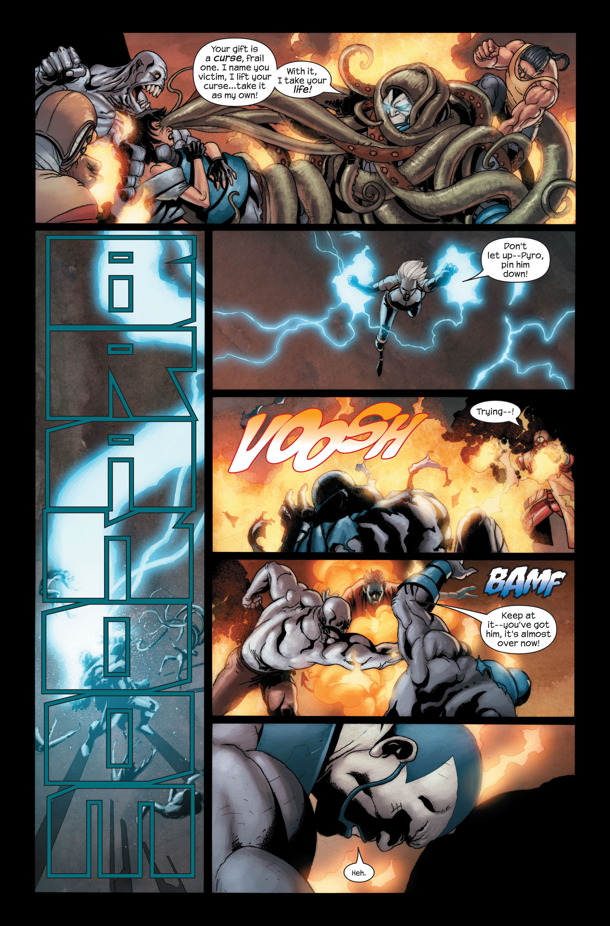 Read online Ultimate X-Men comic -  Issue #91 - 13