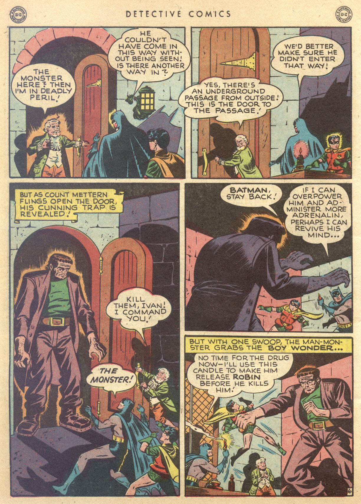 Detective Comics (1937) 135 Page 7
