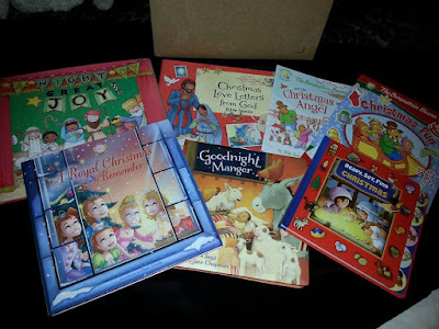 Sponsored: Children's Christmas Book Gift Guide with Zonderkidz and Giveaway