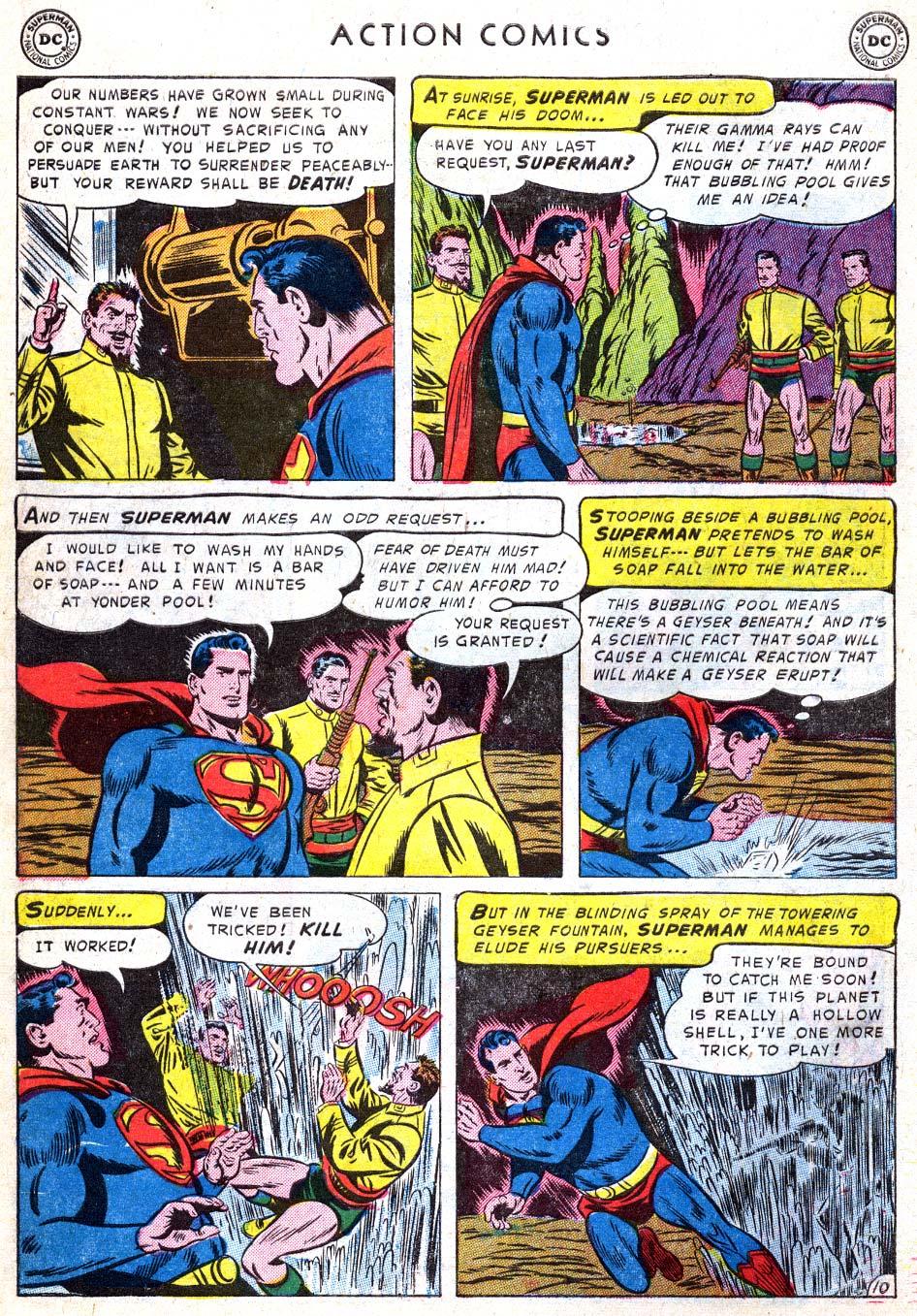 Action Comics (1938) 182 Page 11