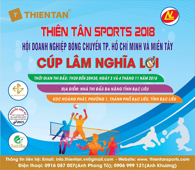 Anh Tô Thanh Phong tạo thương hiệu Lâm Nghĩa Lợi bằng bóng chuyền