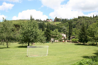 Bed and breakfast accommodations in Tuscany