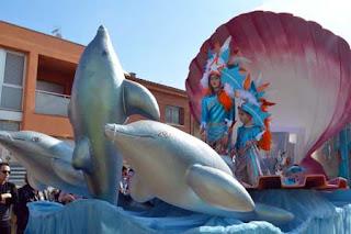 Grup Fem Pinya, Carnaval 2017 Sant Jaume dels Domenys