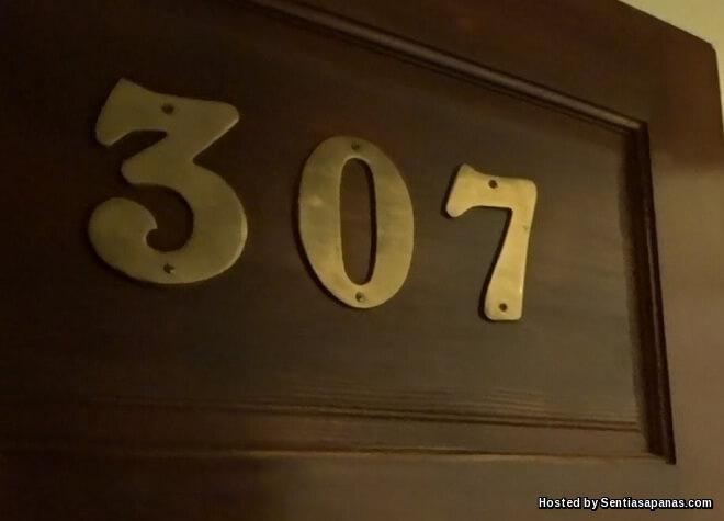 Misteri Kejadian Pelik Bilik 307