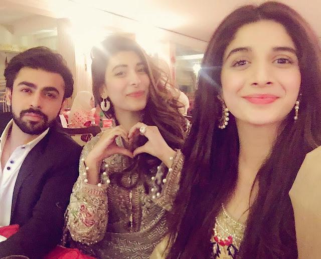 Urwa Hocane & Farhan Saeed DhOLKI Ceremony