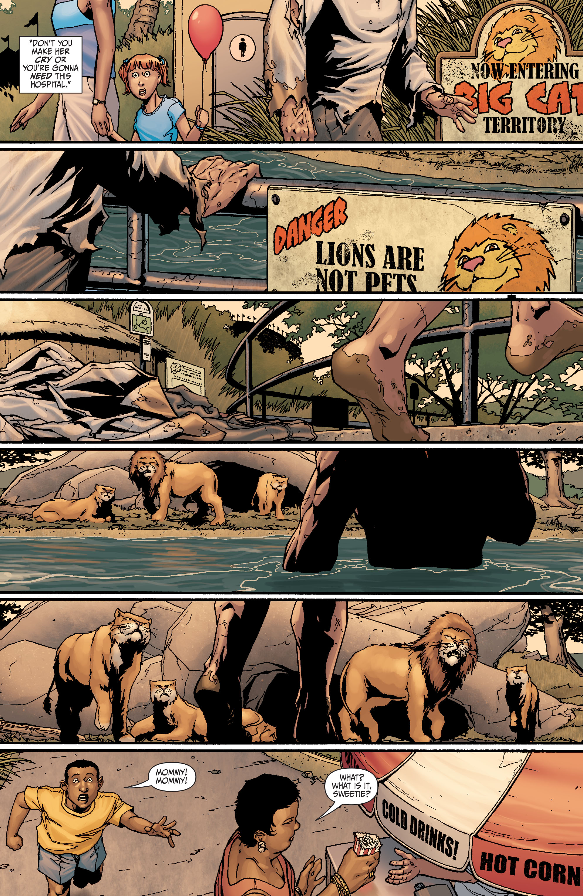 Read online Secret Six (2008) comic -  Issue #25 - 10