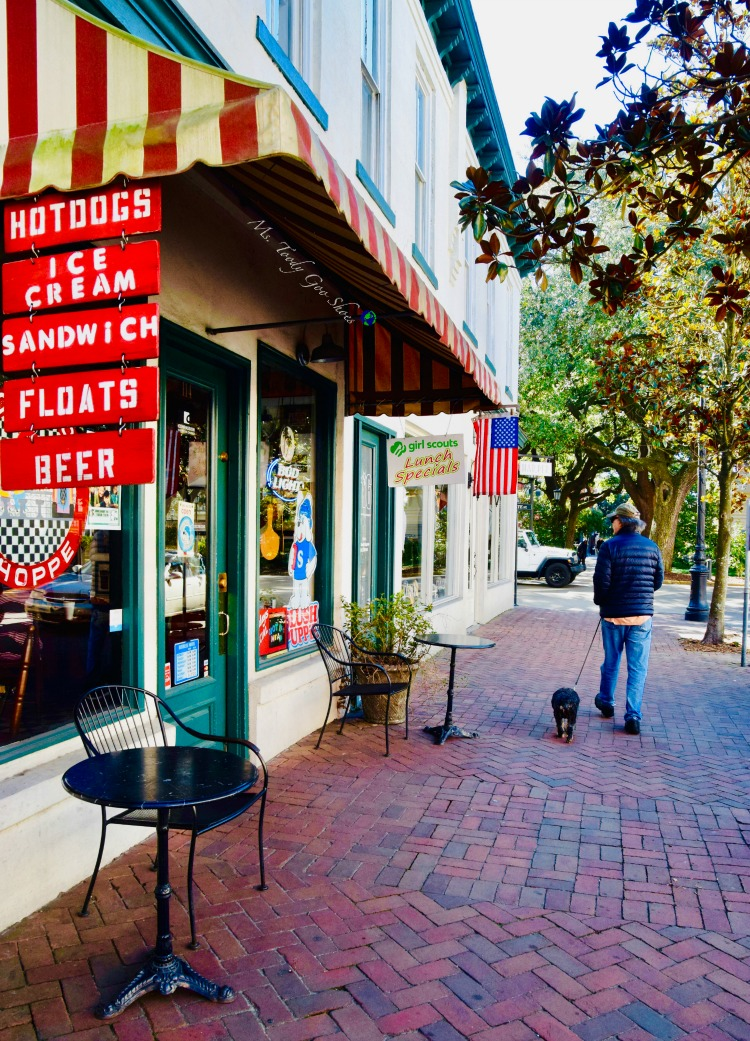 Bull Street:  #7 of 12 Things To Do in 24 Hours in Savannah, GA | Ms. Toody Goo Shoes