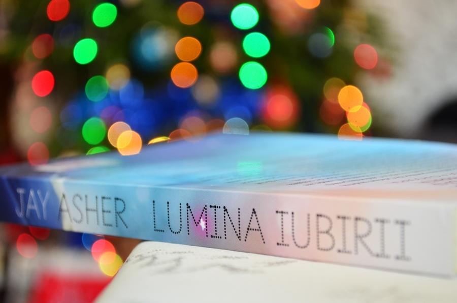 cotor carte lumina iubirii jay asher luminite craciun