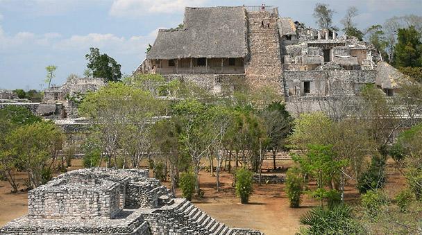 Ek Balam, Yucatán
