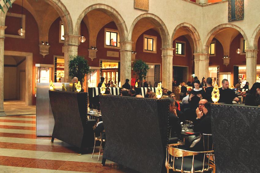 Bar w Fondaco dei Tedeschi