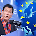 Finally! EU supports drug war campaign of President Duterte