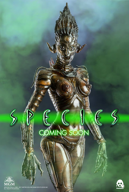 "Sil 1/6 de ""Species"" - Threezero"