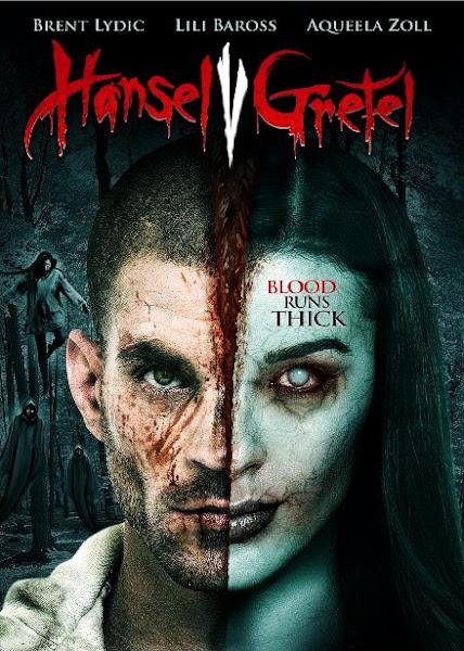 Poster Of Hansel Vs Gretel 2015 UnRated 720p Hindi WEB-DL Dual Audio Full Movie