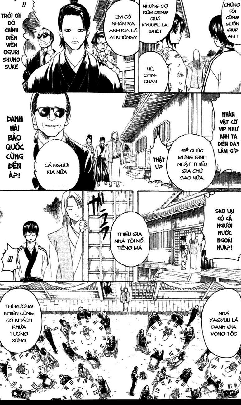 Gintama Chap 236 page 5 - Truyentranhaz.net