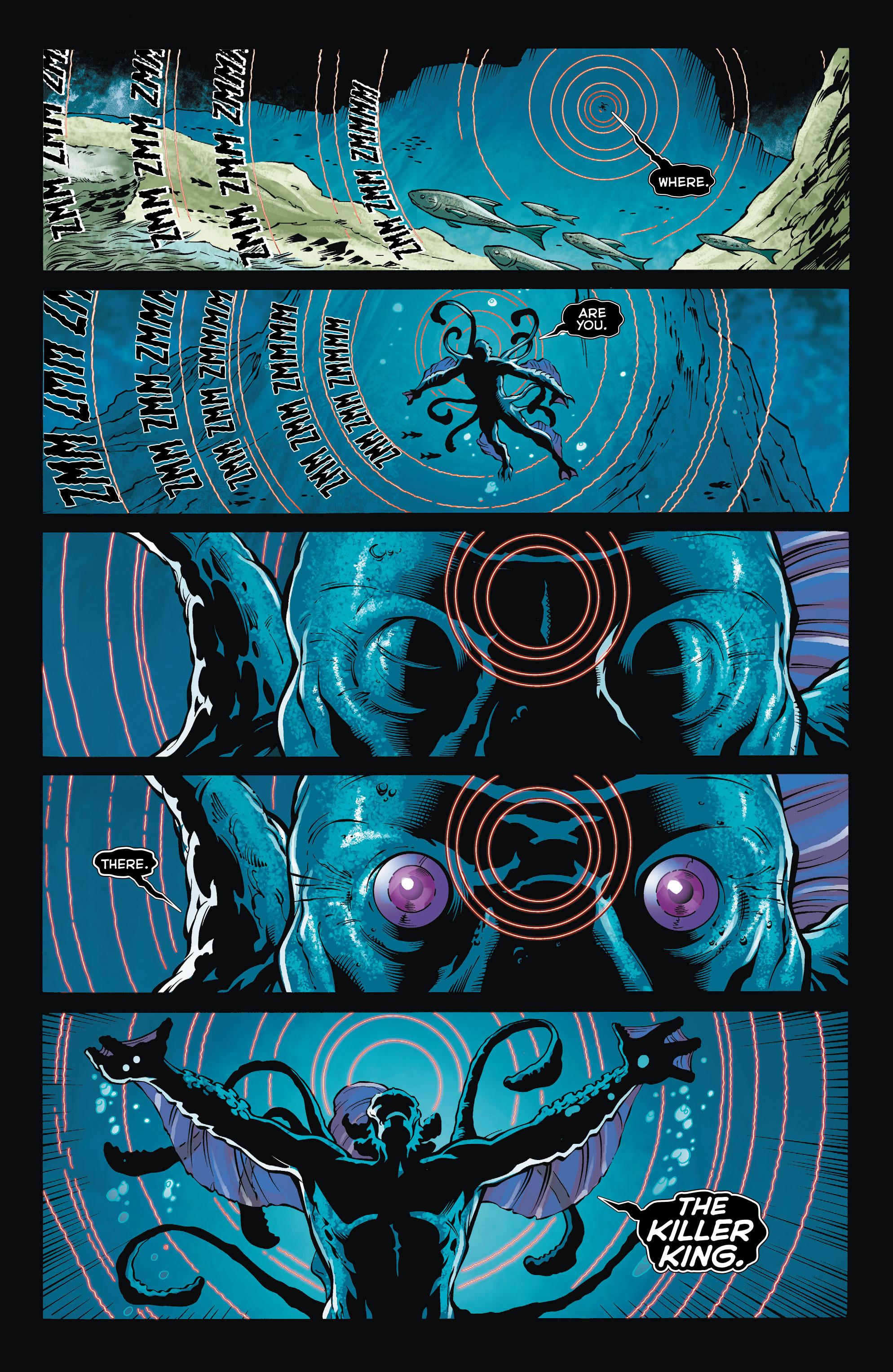 Read online Aquaman (2011) comic -  Issue #32 - 3
