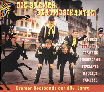 Die Bremer Beatmusikanten- Beat in Germany/Smash Boom Bang