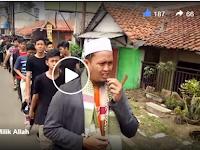 ALLAHU AKBAR! Rakyat Bogor SUDAH BERGERAK, Jalan Kaki ke Gedung DPR Jakarta!
