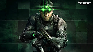 Splinter Cell Computer Background