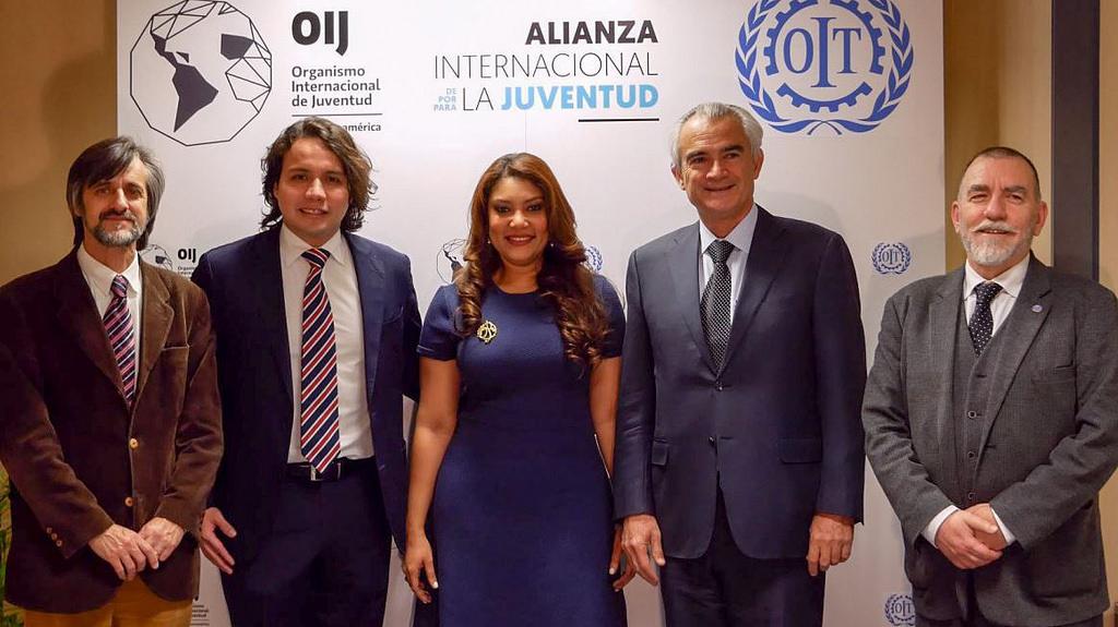 Ministerio de la juventud y organismo internacional de for Ministerio de inter