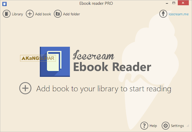 Download Icecream Ebook Reader Pro full crack