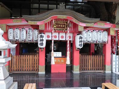 萱島神社 拝殿