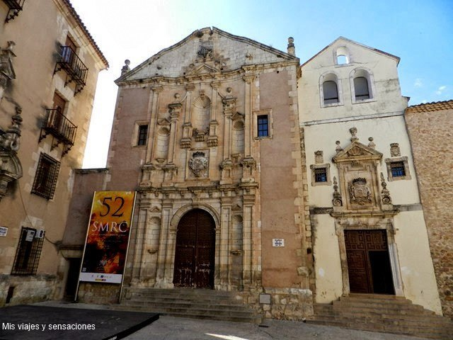 Plaza de la Merced, Cuenca