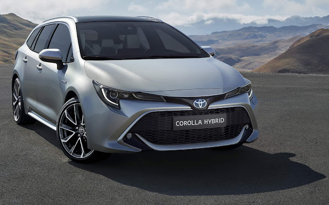 Toyota Corolla Touring Sports 2020