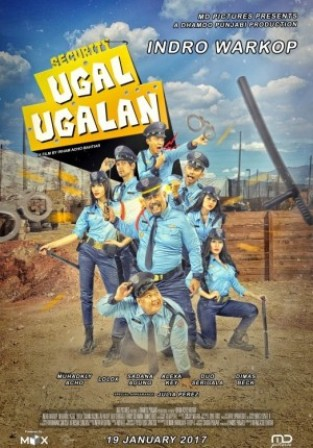 Film Security Ugal-Ugalan 2017 Full Movie