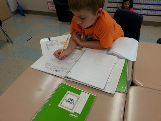 Daily 5- Word Work- Putting it all together at the beginning of the year