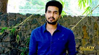 Vishnu Vishal is blessed with a baby boy