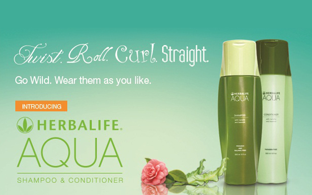 Dapatkan Rambut Sehat dan Indah dengan Aqua Conditioner Herbalife