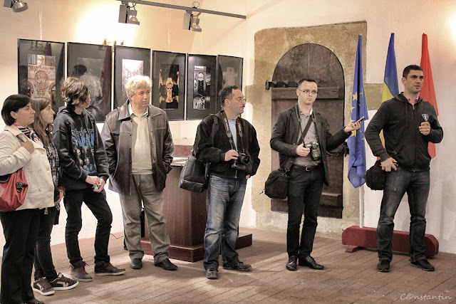 Expozitie de fotografie - Vernisaj în Turnul Goliei - blog FOTO-IDEEA