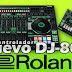 """Equipos: Roland y su Nuevo """"Controlador DJ-808"""""""