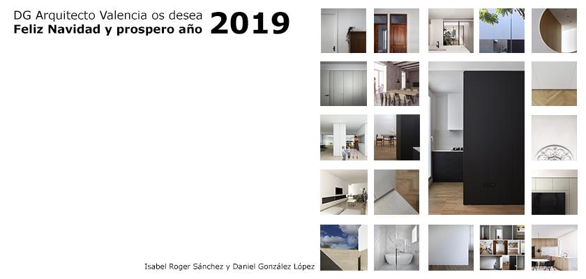 DG ARQUITECTO VALENCIA NAVIDAD 2018