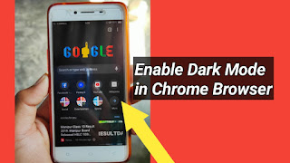 How to enable Dark Mode Theme on Google Chrome Android?