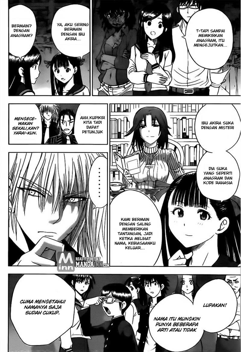 Cage of Eden Chapter 173-4