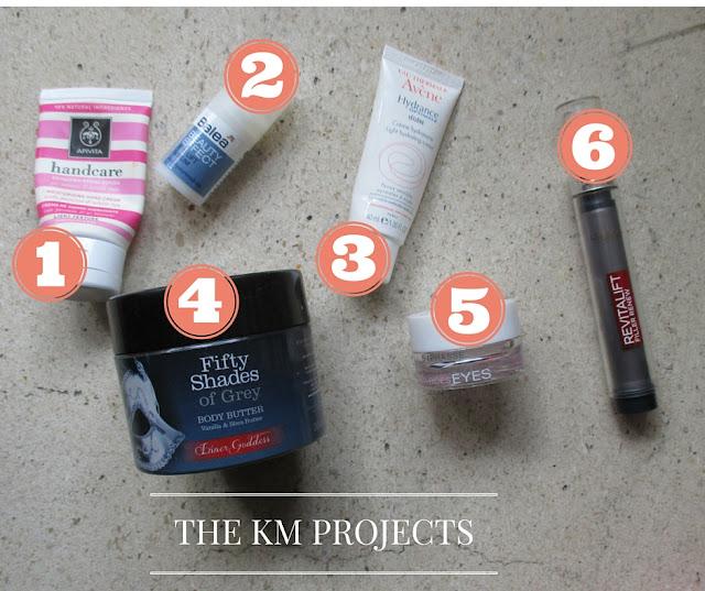Empties - Άδειες συσκευασίες προϊόντων περιποίησης και μακιγιάζ