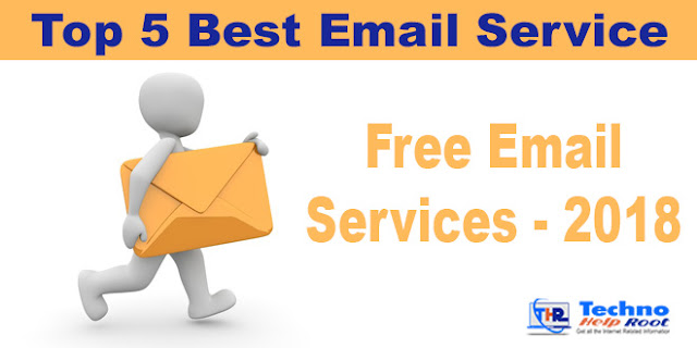 Free Email Services-2018