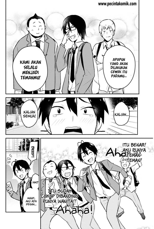 Hajimete No Gal Chapter 3 Bahasa Indonesia